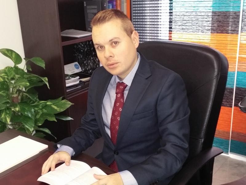 Marcos Gómez, socio del Despacho de Abogados Legomez